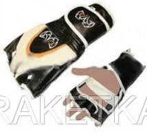 "Кожаные перчатки для смешанных единоборств MMA ""RIVAL"". Рукавички для змішаних єдиноборств"
