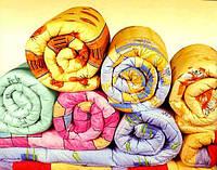 "Тёплое одеяло из овечьей шерсти Евро размера ""Лери Макс"""