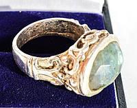Шикарное кольцо,печатка! Лабрадор! Серебро,925