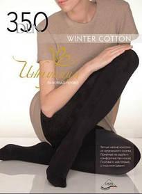 Колготки Інтуїція Winter Cotton 350 den
