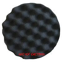 3M 05727 Perfect-it™ Hookit™ - Черный поролоновый полировальный круг, многоразовый, д. 133 мм