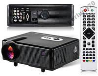 Новая версия Excelvan CL720D белый Проектор + HDMI TV тюнер 3000 люмен