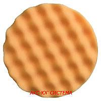 3M™50456 Perfect-It™ - III - Оранжевый поролоновый полировальный круг, многоразовый, д. 133 мм
