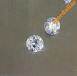 Купить бриллиант натуральный природный Украина 4.9 мм 0.45 кт 3/4-4/5 супер цена 740$, фото 2