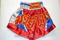 "Шорты для тайского бокса ""RED&BLUE"" размер S"