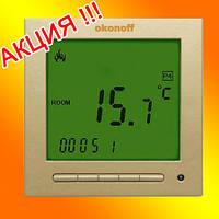 Терморегулятор S603, теплый пол Exa heatfim