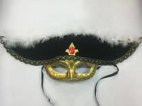 "Шляпа-маска ""Пират маскарад"""