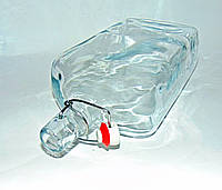 """Бутылка с бугельной пробкой 0,75 прозрачная """"Викинг"""", фото 1"""