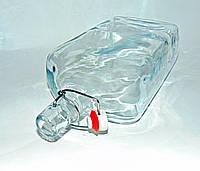 """Бутылка с бугельной пробкой 0,75 прозрачная """"Викинг"""""""