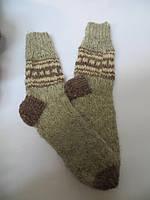 Носки мужские зимние теплые из овечьей шерсти