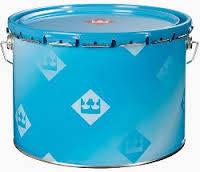 Краска-грунт на водной основе Фонтекрил 10 FAL, 9 л