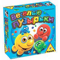 Настольная игра Веселые пузырьки 5+ 2-4 игроков