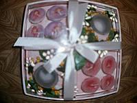 Подарочные свечи, фото 1
