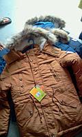 Детская куртка  на меху оптом, фото 1