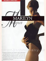 Колготки для беременных MAMA 40, размер 4