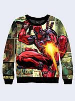 Свитшот Deadpool Marvel