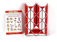 Змейка логика, от 3-х лет. Логические игрушки, кубик-рубик, логическая змейка. Игра логика-змейка, головоломка