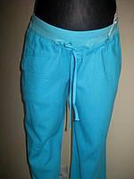 Льняные брюки для беременных, 42 размер