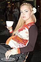 РАСПРОДАЖА!!! Джемпер для беременных Flo