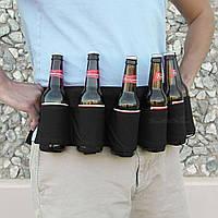 Пояс любителя пива с карманчиком, фото 1