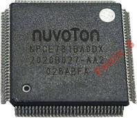 Микросхема Nuvoton NPCE781BA0DX для ноутбука