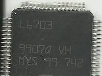 Регулируемый стабилизатор L6703  ШИМконтроллер