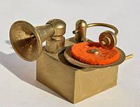 Коллекционная миниатюра,Граммофон! ENGLAND!