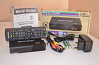 DVB-T2 Тюнер (ресивер) Т2 World Vision T126