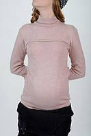 Шерстяной джемпер для беременных
