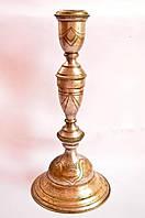 Антикварный подсвечник! Австрия,19 век. Выс.33 см.