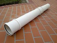 REHAU (РЕХАУ) RAUPIANO PLUS 200х1000х200 - Труба для канализации с раструбом и резиновым сальником