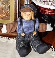Старинная коллекционная кукла,Мальчик! Англия!