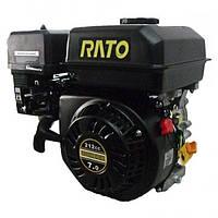 Двигатель бензиновый с редуктором RATO R210MH (7 л.с.)