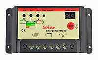 Контроллер заряда-разряда 20А с дополнительной функцией настроек длительности освещения
