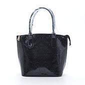 Модная женская лаковая сумка