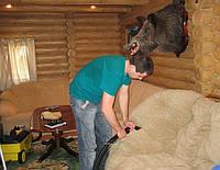 Химчистка мягкой мебели Днепр . Чистка диванов Днепропетровск.