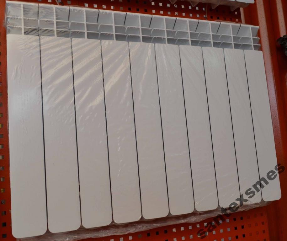 Радиатор биметаллический BITHERM + монтажный набор