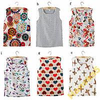 Дешевые блузки,6 расцветок