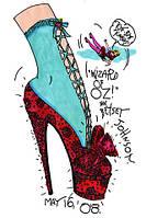 Туфли и характер: новый взгляд на предмет