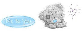 """Оригінальні ведмедики Тедді """"Me To You"""""""