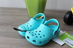 Детские Crocs Original (Blue)