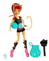 Кукла Монстер Хай Торалей Страйп Монстры Спорта  Monster High Ghoul Sports Toralei