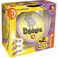 Настольная игра Dobble Доббль 6+ от 2-8 игроков 10-30 мин