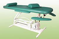 Стол массажный с гидравлическим регулятором высоты М-3РГ