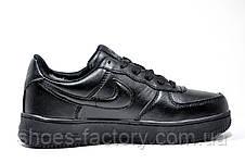 Зимние кроссовки унисекс в стиле Nike Air Force Low на меху, фото 3