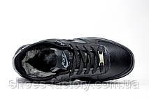 Зимние кроссовки унисекс в стиле Nike Air Force Low на меху, фото 2