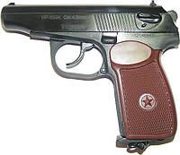 Пневматический пистолет MP 654K «со звездой», копия пистолета Макарова