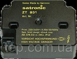 Блок запалювання Honeywell (Satronic) ZT 931 (ZT931)
