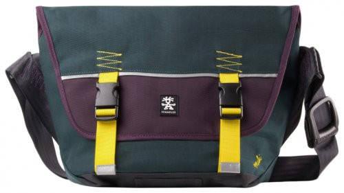 Модная городская сумка 9 л. Muli Messenger Crumpler MUM-L-003 микс