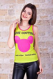 майка GLEM Love Couture Майка-1В